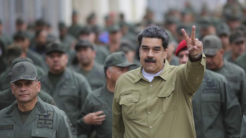 """""""¡Tomen la decisión correcta!"""": EE.UU. eximiría de sanciones a militares venezolanos que apoyen a Juan Guaidó"""