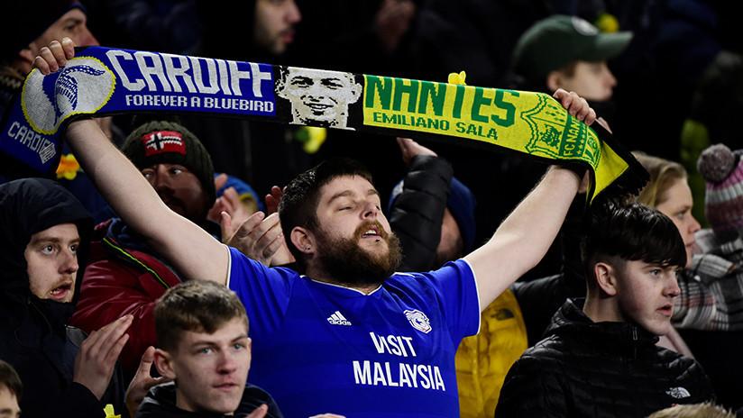 El Nantes exige al Cardiff el primer pago por el traspaso del futbolista argentino Emiliano Sala