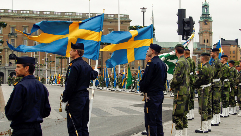 """""""¿Rusia planea invadir Suecia o los medios británicos siembran más histeria infundada?"""""""