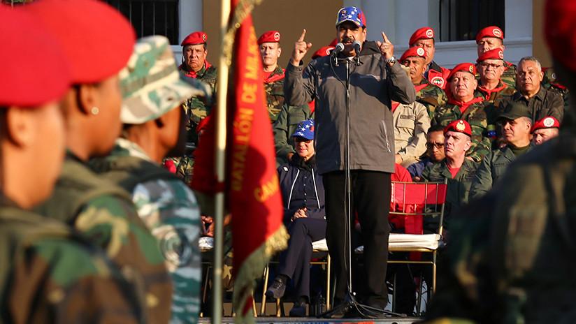 """Baltasar Garzón: """"El Gobierno de Maduro es totalmente legítimo"""""""