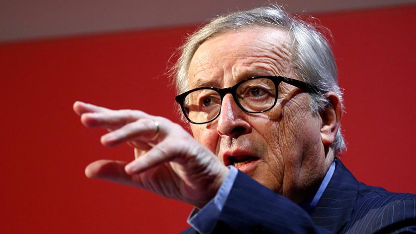 """""""Es el infierno"""": El 'endemoniado' camino hacia el Brexit enciende los ánimos de Tusk y de Juncker"""
