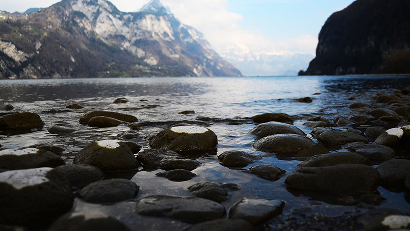FOTOS: Abre una roca parecida a una bala de cañón y halla el fósil de una criatura de 185 millones de años
