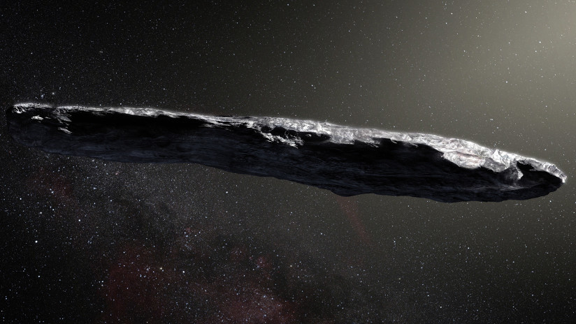 Ni ovni ni asteroide: Un científico sugiere una sencilla explicación sobre el misterioso Oumuamua