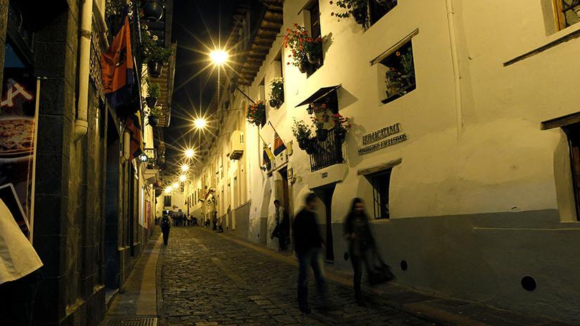 Las redes reaccionan al brutal asesinato de un turista ruso en el Centro Histórico de Quito