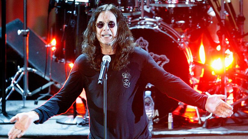 Hospitalizan el músico Ozzy Osbourne en California por complicaciones de una gripe