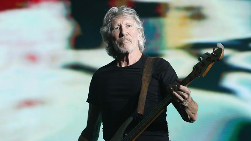 """""""No dejemos que destruyan un hermoso país por unos barriles de petróleo"""". Roger Waters explica de dónde vienen los llamados a intervenir en Venezuela"""
