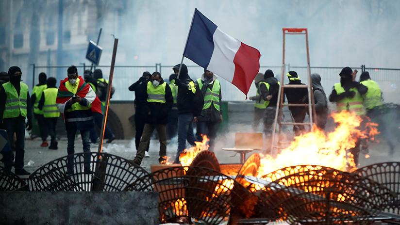 Llamada a consultas del embajador de Francia (07.02.19)