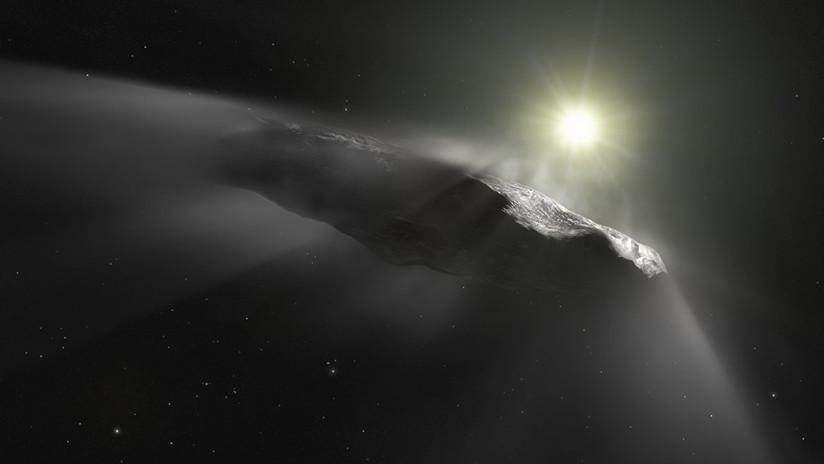 ¿Un ovni o polvo estelar?: El misterioso objeto espacial Oumuamua divide a los científicos