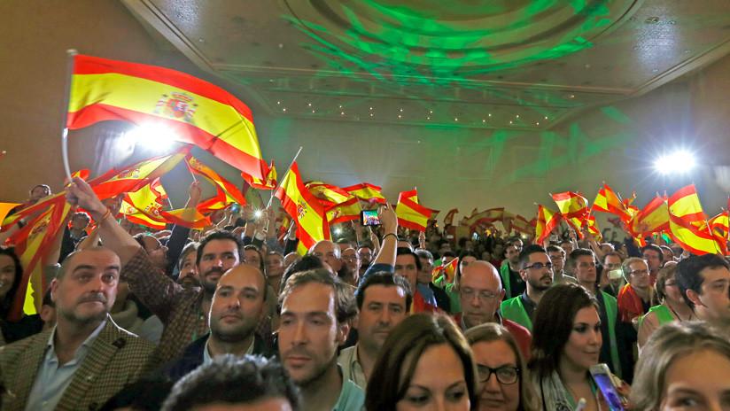 Los ultraderechistas de Vox presidirán la Comisión sobre Memoria Histórica del Parlamento andaluz