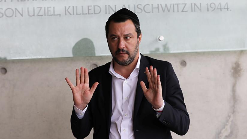 Italia, sobre la llamada a consultas del embajador: No queremos enfrentarnos con Francia