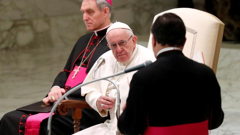 Guaidó pide ayuda al papa Francisco para salir de la crisis política en Venezuela