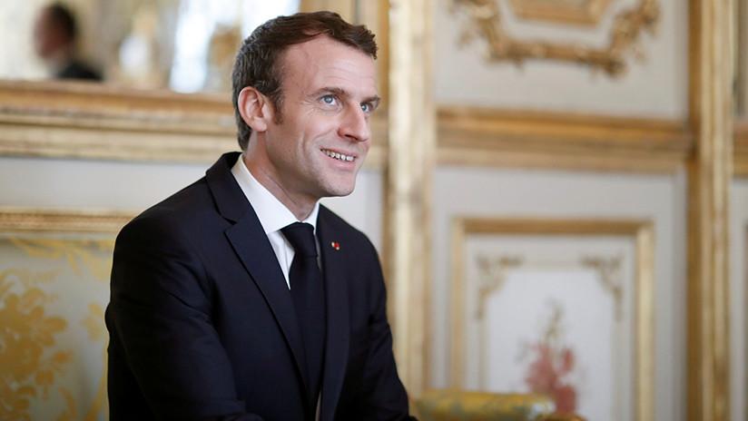 Macron no asistirá a la Conferencia de Múnich por la controversia en torno al Nord Stream 2