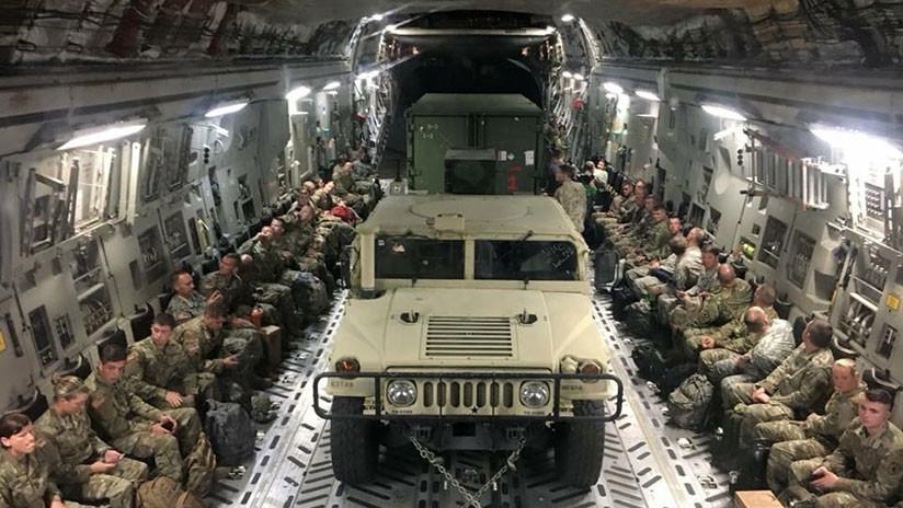 """Ejército de EE.UU: """"Protegeremos las misiones diplomáticas en Venezuela si es necesario"""""""
