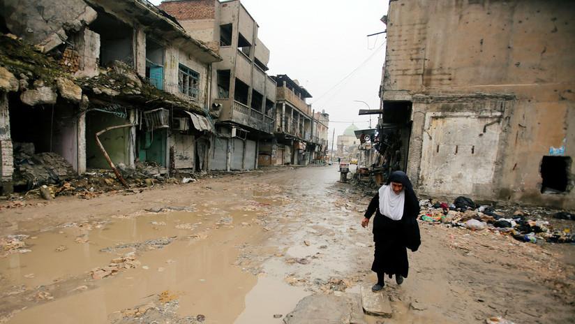 El impacto del horror: Mosul conserva la huella de los feroces combates contra el EI