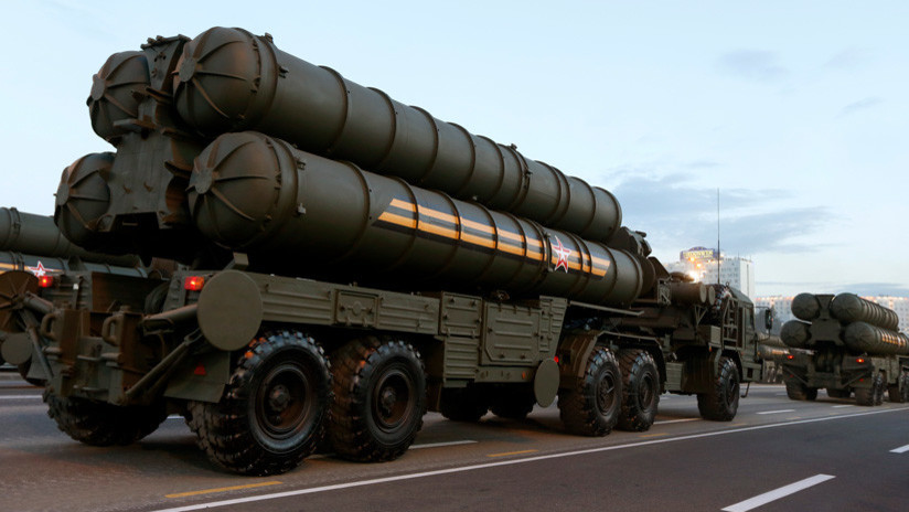 Reportan que EE.UU. le negará a Turquía sistemas Patriot si insiste en comprar los rusos S-400 Triumf