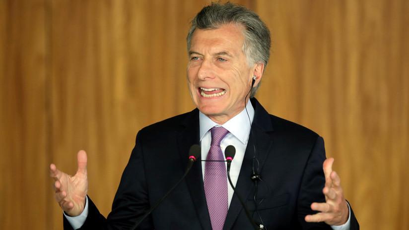 """Mauricio Macri: """"Nos está costando bajar la inflación más de lo que imaginé"""""""