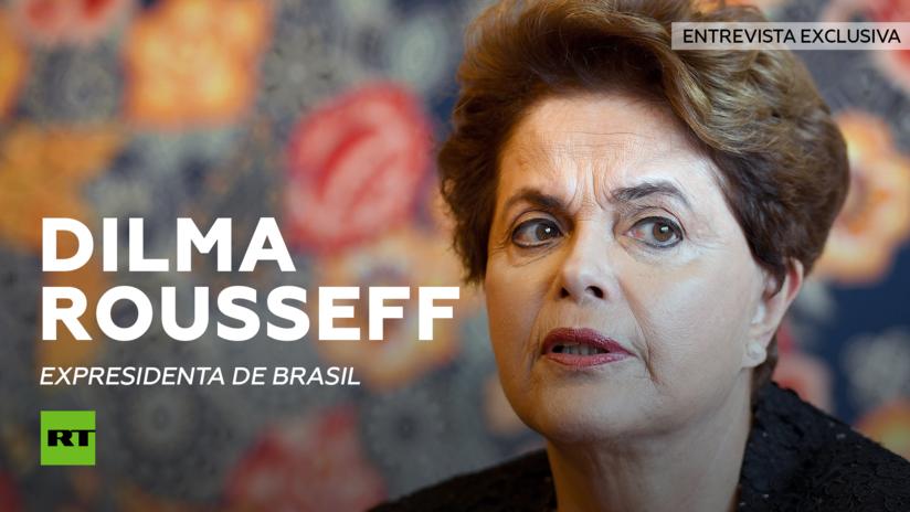"""Rousseff a RT: """"Acciones de EE.UU. podrían causar una guerra civil en Sudamérica"""""""