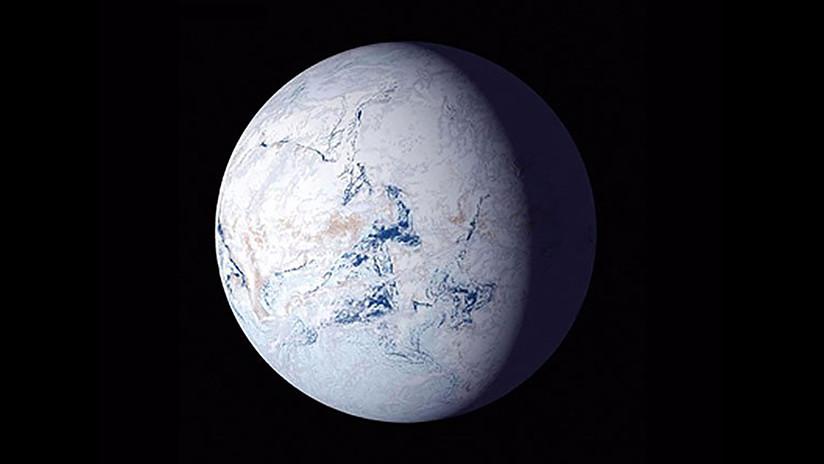 ¿Podría la Tierra volver a ser una gran 'bola de nieve?