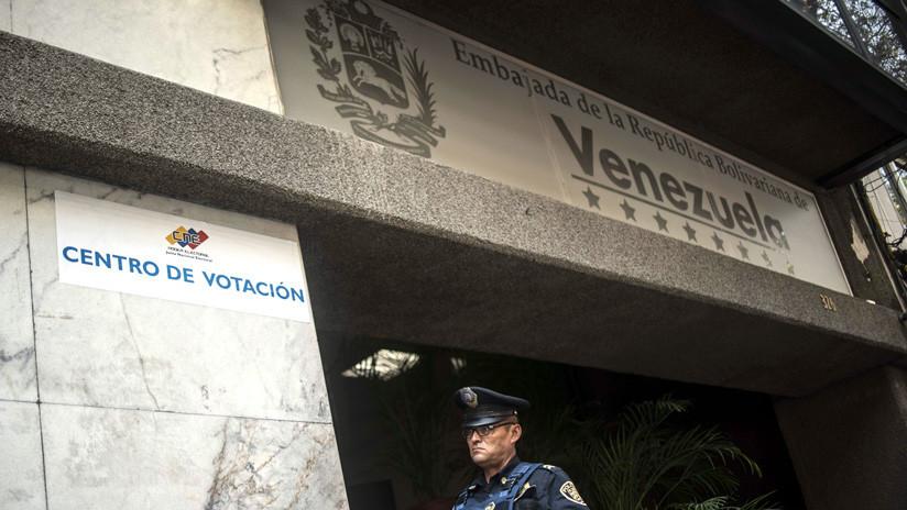 'Hackean' embajadas venezolanas en México, Argentina, Rusia y otros países para 'reconocer' a Guaidó