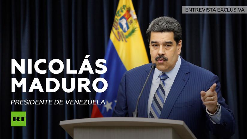 """Nicolás Maduro: """"Mi mayor error ha sido subestimar la capacidad de daño de la oposición"""" (EXCLUSIVA)"""