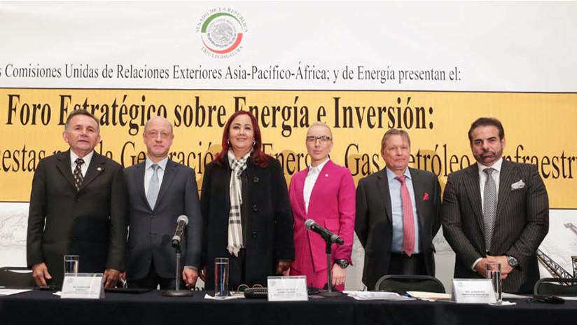 Empresarios rusos y mexicanos prevén invertir más de 15.000 millones de dólares en el sector energético