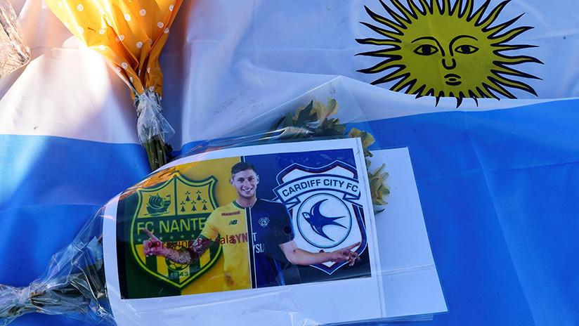 Conmoción en las redes sociales tras el hallazgo del cuerpo del futbolista Emiliano Sala
