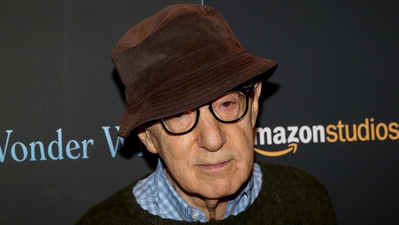 Woody Allen demanda a Amazon por negarse a estrenar su última película y le pide 68 millones de dólares