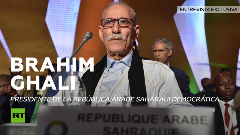 """Presidente saharaui: """"Se agota nuestra paciencia, pero el terrorismo no es el ejemplo a seguir"""""""