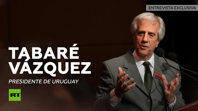 """""""Uruguay es un país de inmigrantes. Hay que tender puentes y no muros"""""""
