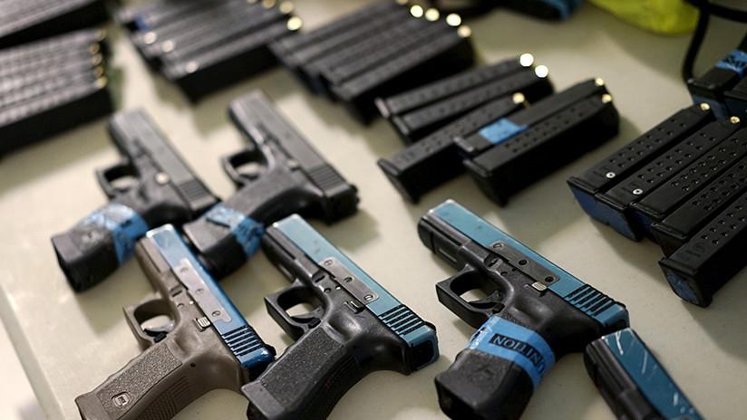NBC: EE.UU. introducirá una nueva normativa que facilitará la exportación de armas de fuego pese a los continuos tiroteos