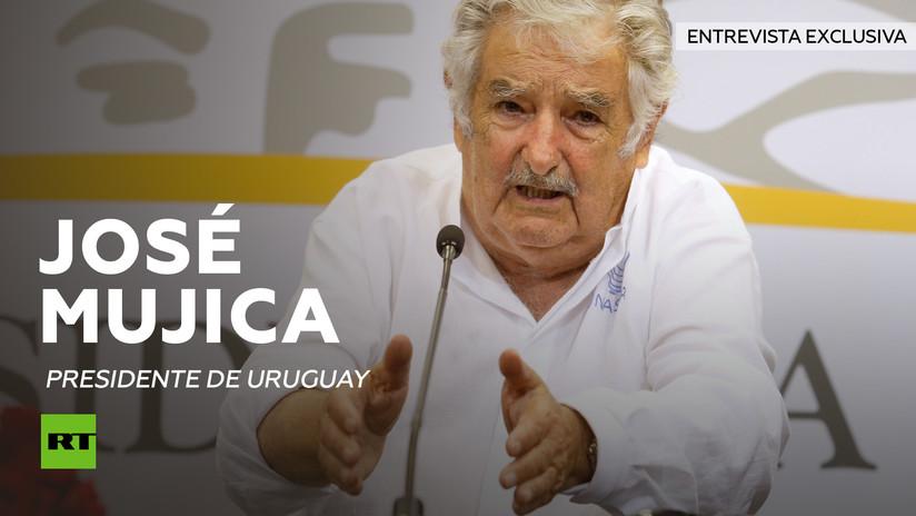 Entrevista con José Mujica, presidente de Uruguay