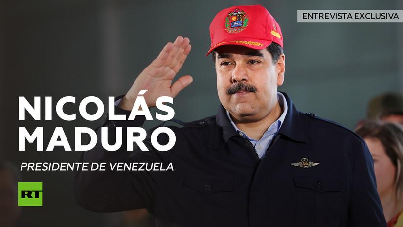 Entrevista completa: Maduro habla con RT desde la cumbre de Unasur