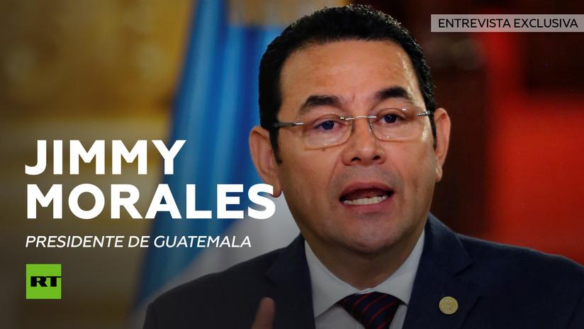 La Guatemala de Jimmy Morales: Buenas relaciones con EE.UU. y lazos de hermandad con Latinoamérica