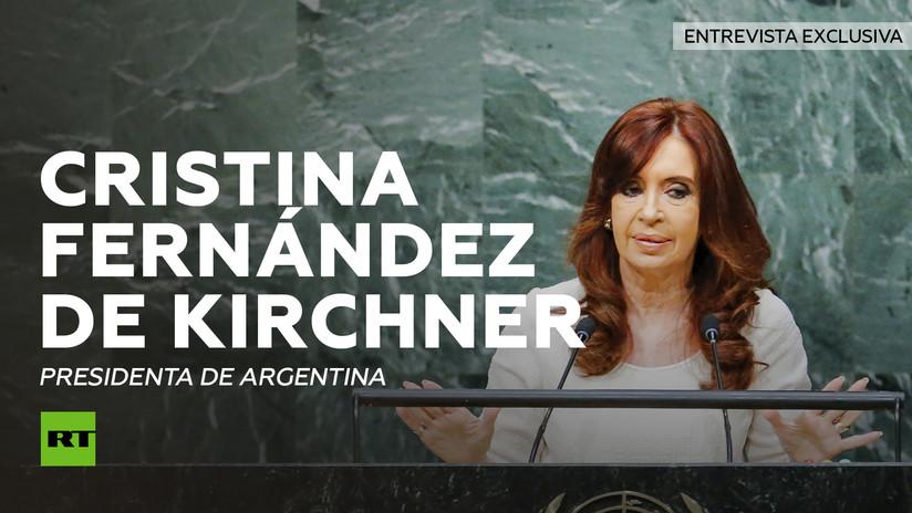 Exclusiva: Entrevista con Cristina Fernández de Kirchner, presidenta de Argentina