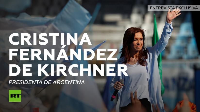 "Kirchner a RT: ""Putin se ha convertido en un líder global en la lucha contra el terrorismo"""
