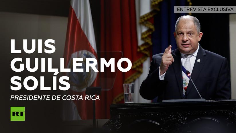 Entrevista con Luis Guillermo Solís, presidente electo de Costa Rica