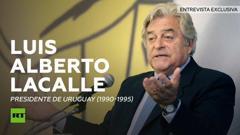 Entrevista con Luis Alberto Lacalle,  presidente de Uruguay (1990-1995)