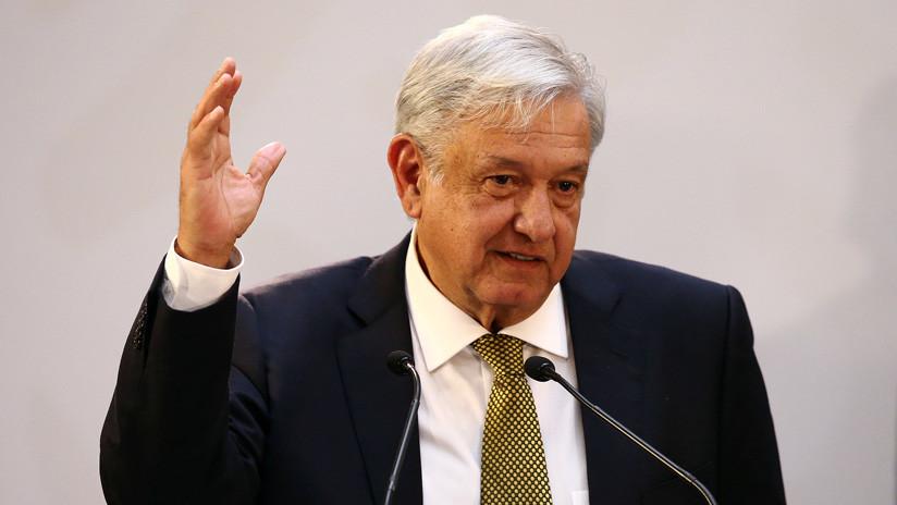 """López Obrador sobre la crisis en Venezuela: """"No debe mezclarse la ayuda humanitaria con asuntos políticos"""""""