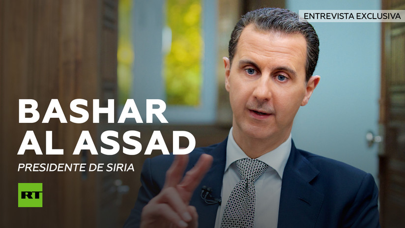 """Bashar al Assad a RT: """"Estuvimos cerca de un conflicto directo entre Rusia y EE.UU."""""""