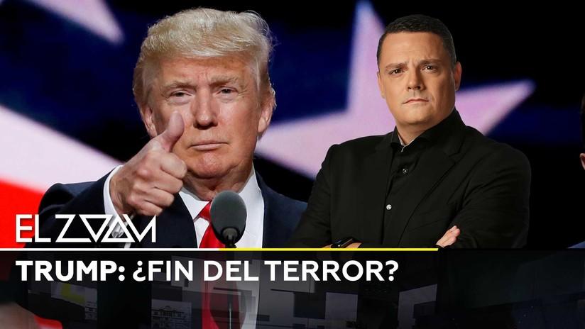 Trump: ¿Fin del terror?