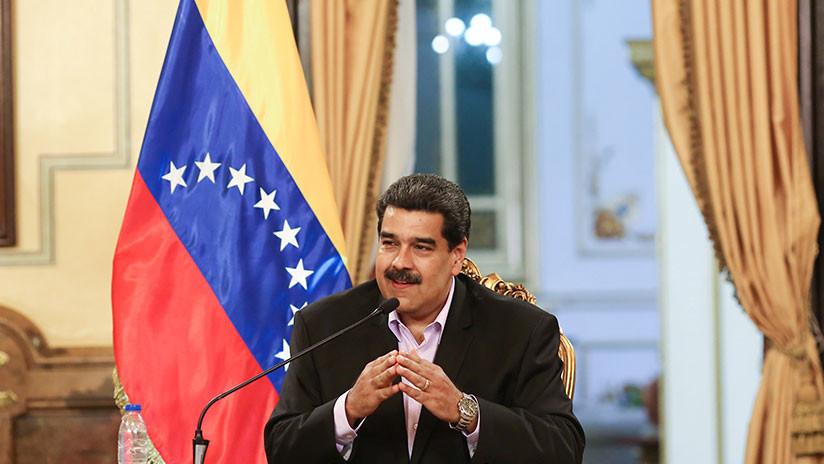 Maduro también sufre los apagones: corte en plena conferencia de prensa