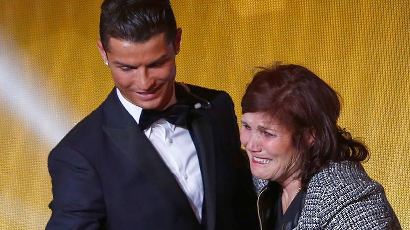 """""""Ella no fue allí para jugar a las cartas"""": La madre de Ronaldo se pronuncia sobre el caso de violación"""