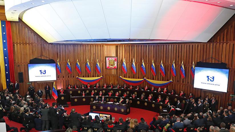 TSJ declaró nulo el nombramiento de los representantes de Guaidó