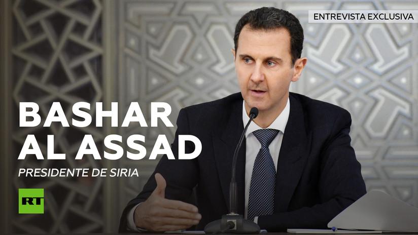"""Al Assad: """"Alepo es la última carta que Occidente podía jugar en el campo de batalla sirio"""""""