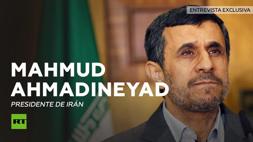 Entrevista con Mahmud Ahmadineyad, presidente de Irán