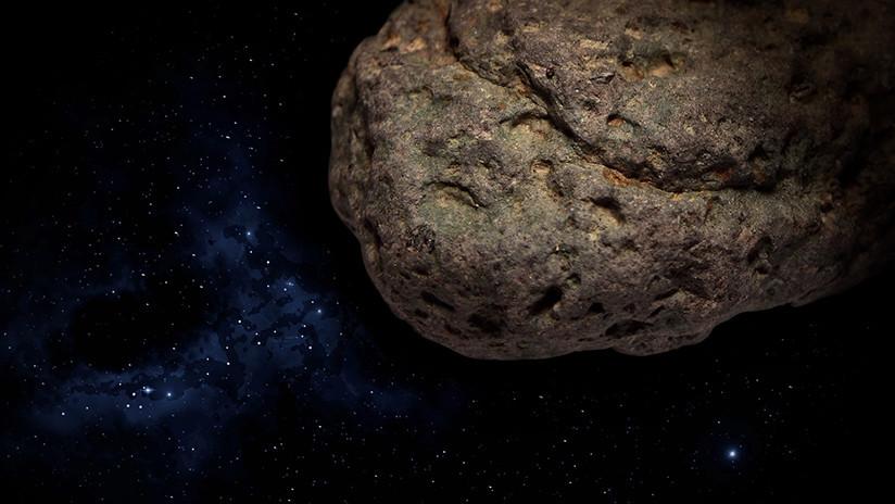 """Detectan una """"especie rara"""" de asteroide en nuestro Sistema Solar"""