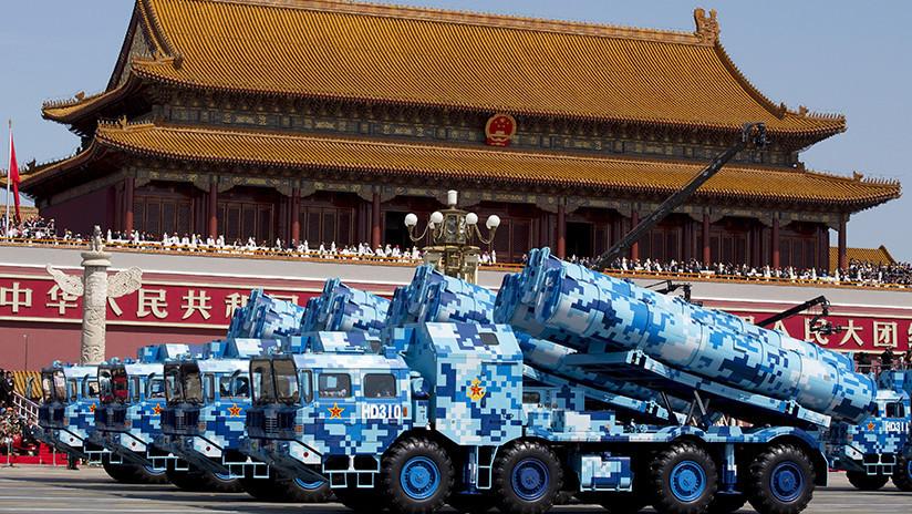 """¿Planea China abandonar la política de """"no ser el primero en utilizar"""" armas nucleares?"""