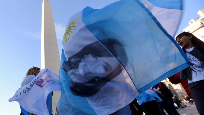 """Denuncian por extorsión al fiscal que investiga a Cristina Kirchner en la """"causa de los cuadernos"""""""