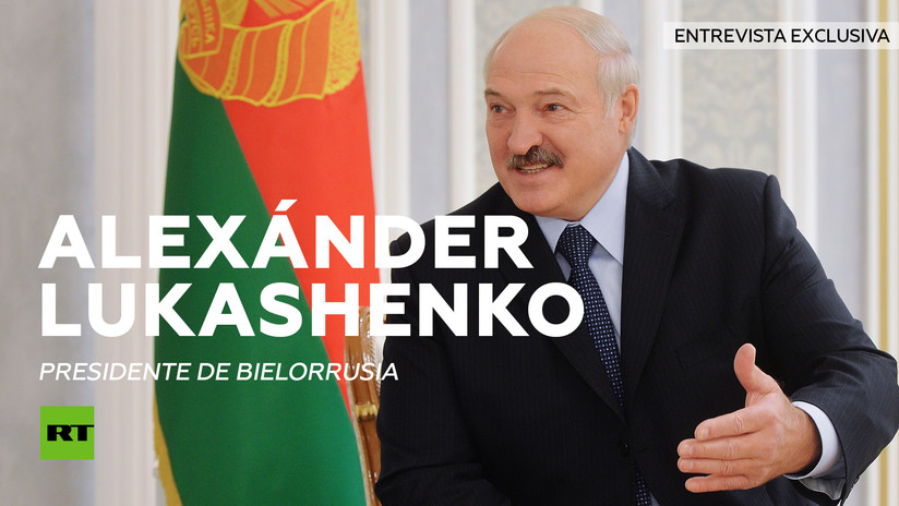 Entrevista con Alexánder Lukashenko, presidente de Bielorrusia