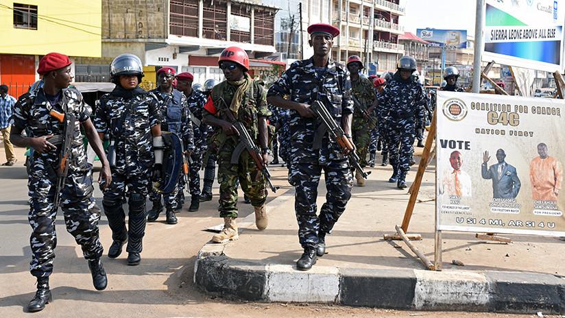 El presidente de Sierra Leona declara la emergencia nacional por la violencia sexual contra menores